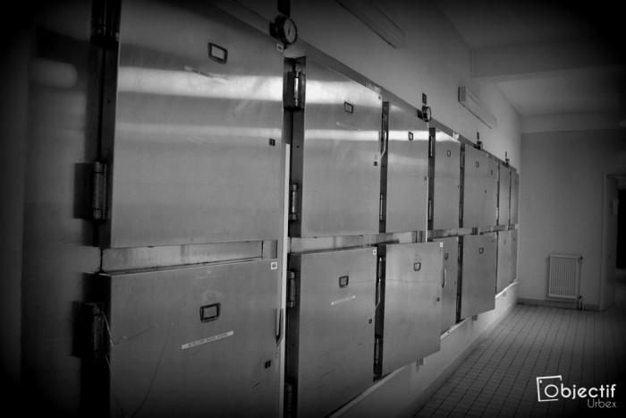 La morgue abandonnée